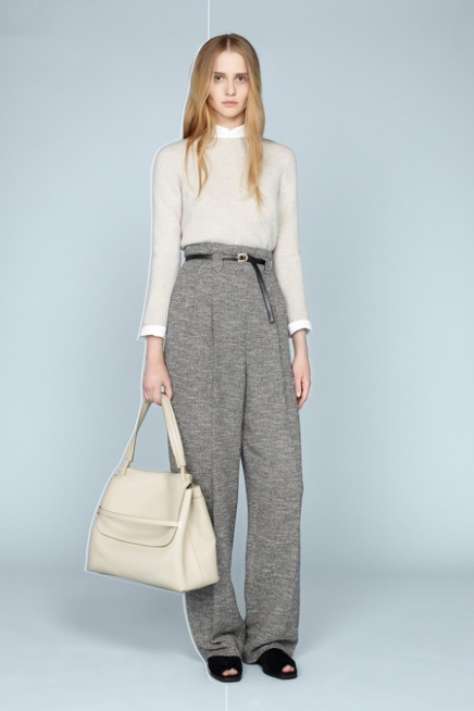 ADD TO FAVORITES: Slouchy Wide-Leg Trousers