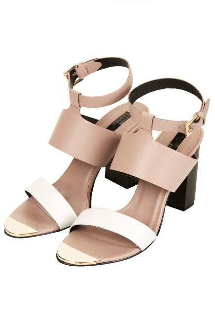 THE EDIT — 17 Strappy Sandals For Work, Play and Everywhere In Between