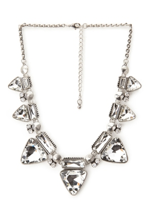 Forever 21 Western Glam Dagger Necklace