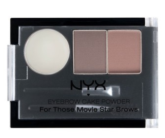 NYX Cosmetics Eyebrow Cake Powder Kit