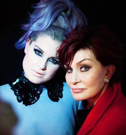 NEWS  — Kelly and Sharon Osbourne Launch MAC Collaboration In UK
