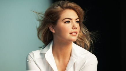 Kate Upton is the New (Versatile) Face of Bobbi Brown Cosmetics