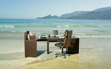 AT WORK — 3 Top-Notch Tips to Avoid the Inevitable Summer Office Slump