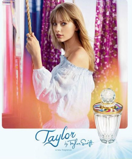 NEWS — Taylor Swift Adds a Dose Of Country to New Perfume Ad
