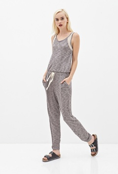 Marled & Netted Jumpsuit