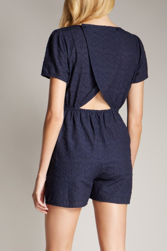 Jack Willis Irby Playsuit