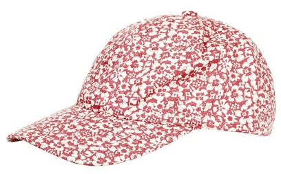 Ditsy Floral Printed Cap