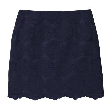 Lace flower skirt