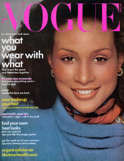 It's Been 40 Years Since Beverly Johnson Became the First African-American Woman to Cover Vogue