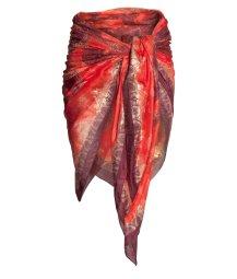 Patterned sarong