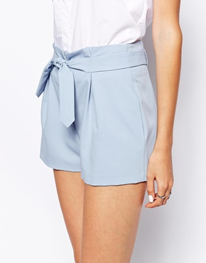 BUY THIS ONE THING: ASOS Shorts With Belted Waist Detail