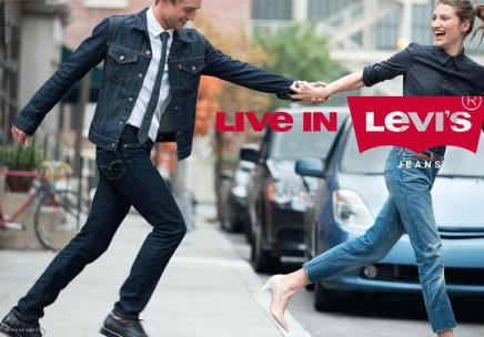 Levi's Targets Everyday People With Its Latest Campaign