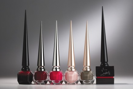 Christian Louboutin Redefines the High-End Manicure With New Line of Luxury Nail Polishes