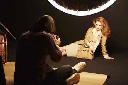 CAMPAIGNS — Max Mara Looks to Continue Its Accessories Expansion, Turns to Amy Adams For FallCampaign