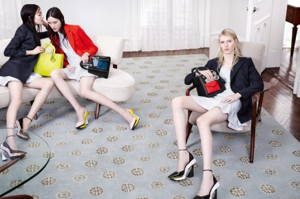 NEWS — Dior Takes Fall Campaign to International Airports