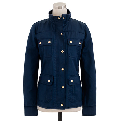 BUY THIS ONE THING: J. Crew Downtown Field Jacket
