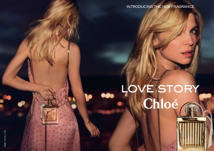 NEWS — Chloé to Launch A New Seductive Fragrance, Love Story