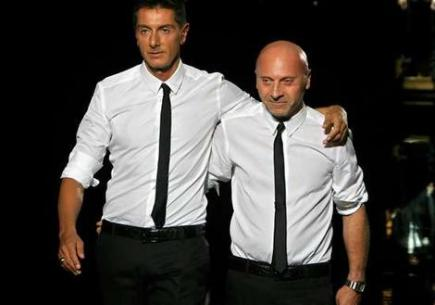 NEWS — Dolce & Gabbana Allegedly Threatens Ad Agreement With Condé Nast