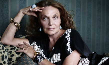NEWS — Diane von Furstenberg Brings Luxe to the Masses With Her Fashion Jewelry Line