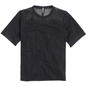 BUY THIS ONE THING — J.Crew Silk-Cutout Tee