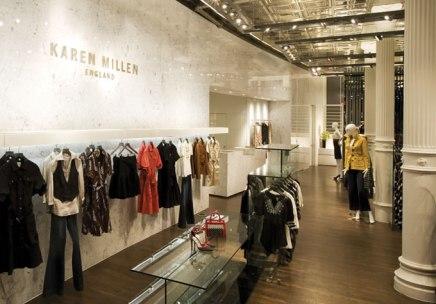 NEWS —British Brand Karen Millen Opens Largest U.S. Flagship Storefront In NewYork