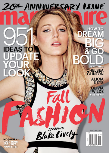 Blake Lively's September Issue Takeover: An Analysis