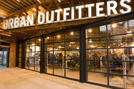 NEWS — Urban Outfitters's Action Plan to Reverse Plummeting Sales