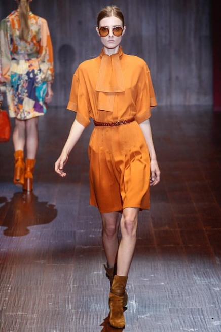 SPRING 2015 — #MFW Day 1 Dispatch: Gucci, FAY, FaustoPuglisi