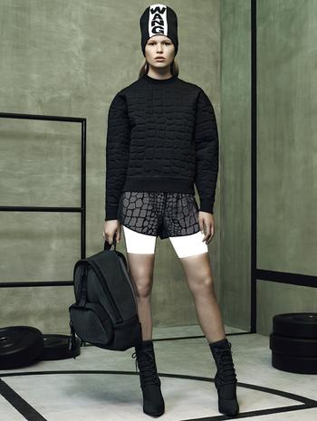 NEWS —Here's a Sneak Peek of Alexander Wang's Collaboration WithH&M