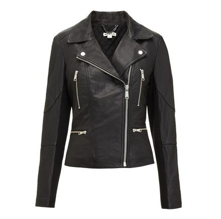 OUTFIT IDEAS —One Leather Jacket, ThreeWays