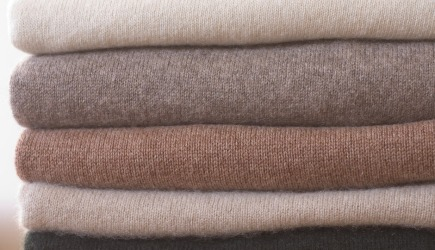 THE AMAZING SIX — Cashmere Sweaters