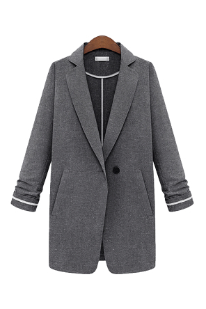 BUY THIS ONE THING — The Boyfriend Coat