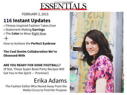 ESSENTIALS — February 2,2015