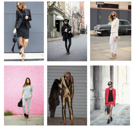 STYLE FILE — What Our Favorite Bloggers Are Wearing ThisWinter