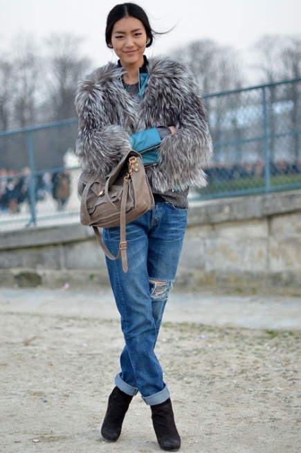 STYLE NOTES — How to Wear Boyfriend Jeans ThisWinter
