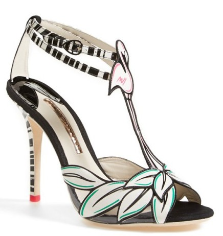 The Shoes to Own This Spring: T-StrapHeels