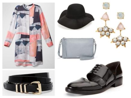 STYLE NOTES — How to Wear Spring's Ultimate TransitionPiece