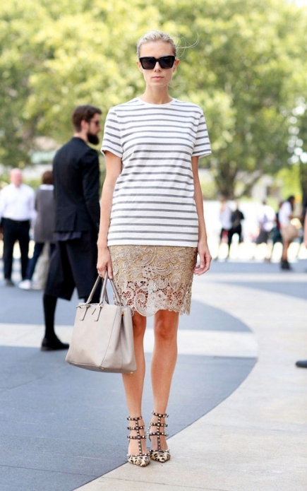 4 Fresh Ways to Wear Lace ThisSpring