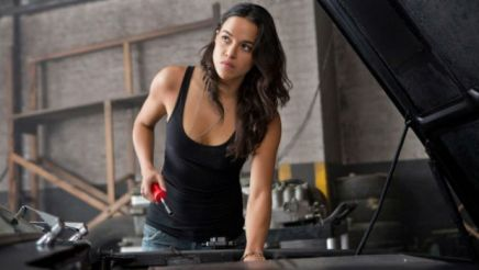 "Actress Michelle Rodriguez's Message to Hollywood: ""I Can't Be the Slut"""