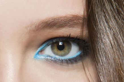 The Case for Bright Eyeliner