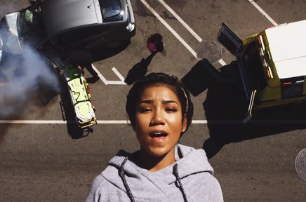 "How Jhené Aiko's ""Eternal Sunshine"" Video Put Things In Perspective For Me"