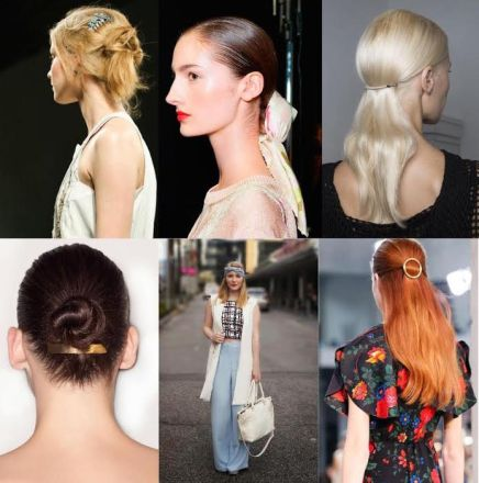 5 Hair Accessories You'll Be Reaching For All Spring