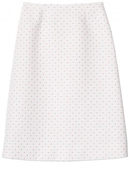 Trademark's Dot Skirt is a Subtle Kind ofFloral