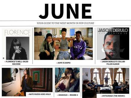 CULTURE TO-DO LIST — June2015