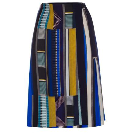 BUY THIS ONE THING:Paul Smith Abstract PrintSkirt