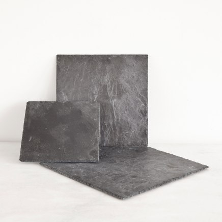 BUY THIS ONE THING — Zara Home Square Slate Trays