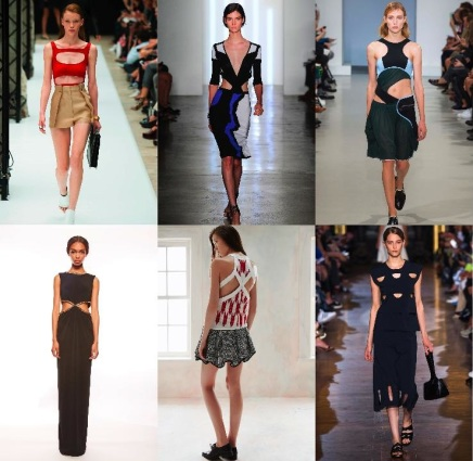 THE TREND — Making theCut