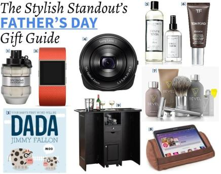 The Stylish Standout's Father's Day GiftGuide