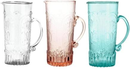 BUY THIS ONE THING —H&M GlassPitchers