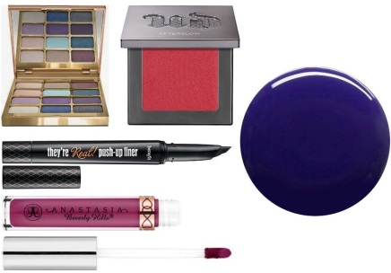MAKEUP — 5 Jewel-Toned Products to Revive Your Summer Look